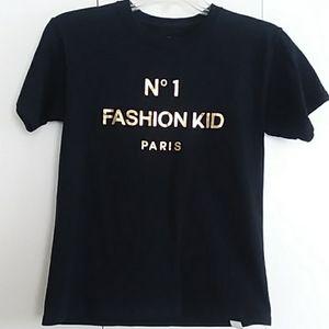 Number One Fashion Kid T-Shirt